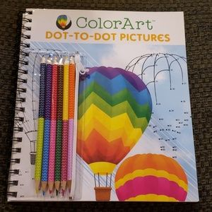 Other - Brand New ColorArt Dot-to-Dot Pictures